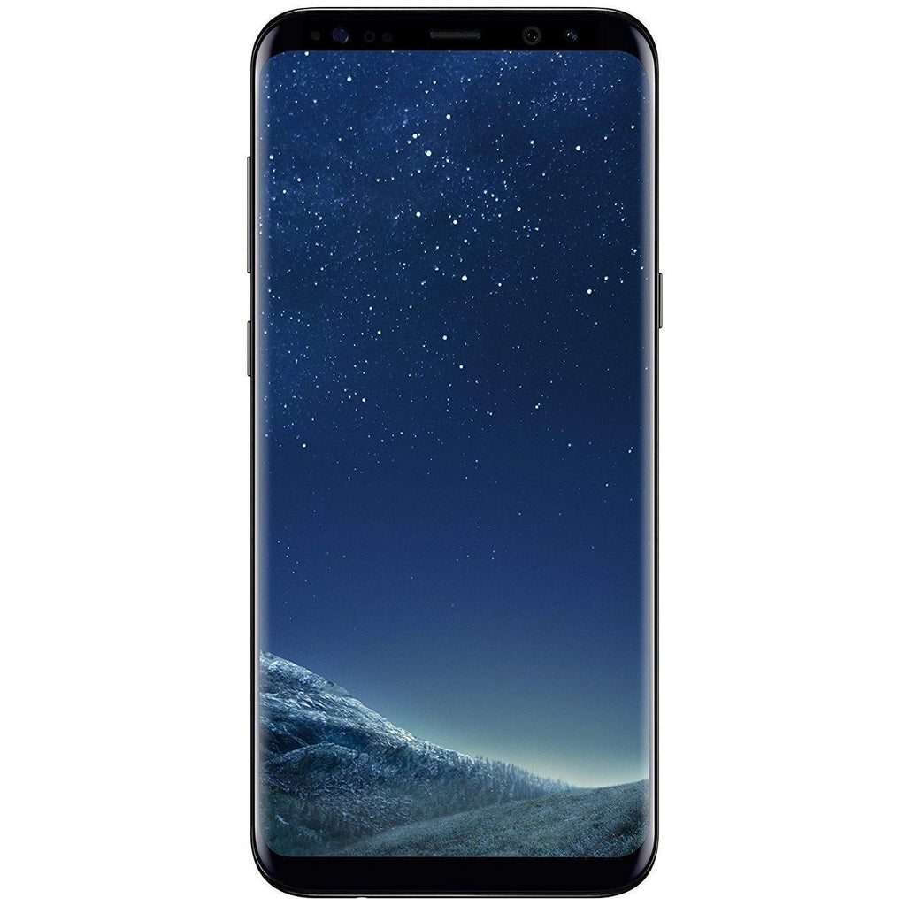Samsung Galaxy S8 Plus 64 GB - Ceramic Black