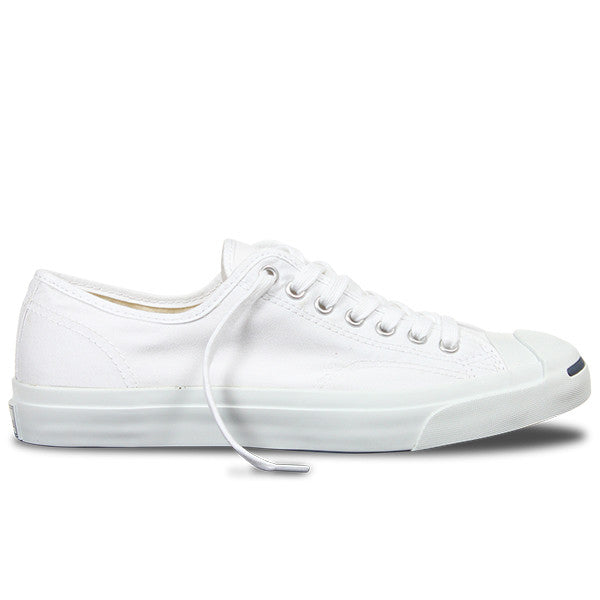 Jack Purcell Core Canvas - White