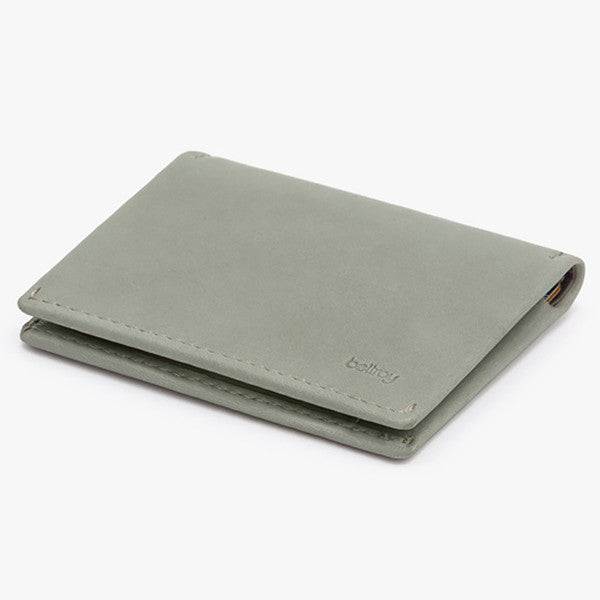 Slim Sleeve Wallet - Eucalyptus