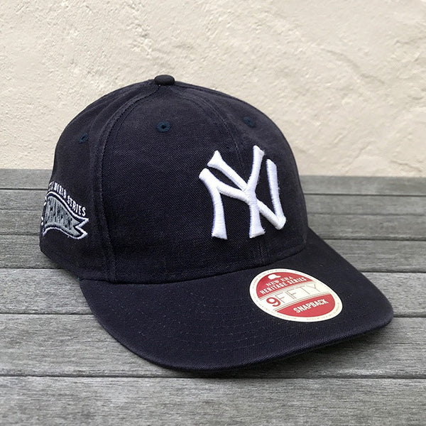NY Yankees Heritage Series 9FIFTY Snapback - Navy
