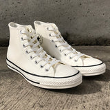 Chuck Taylor All Star Tumbled Leather High Top Egret