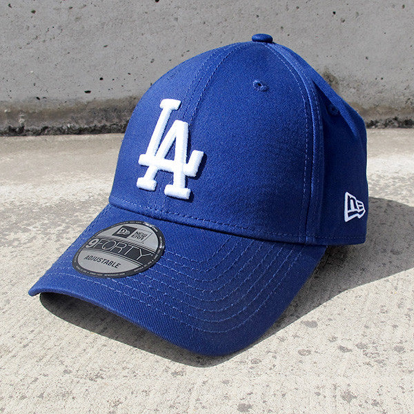 LA Dodgers 9FORTY Adjustable Strapback Cap - Royal