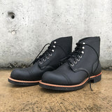 8114 Iron Ranger Black