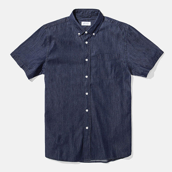 Esquina Denim Shirt - Indigo