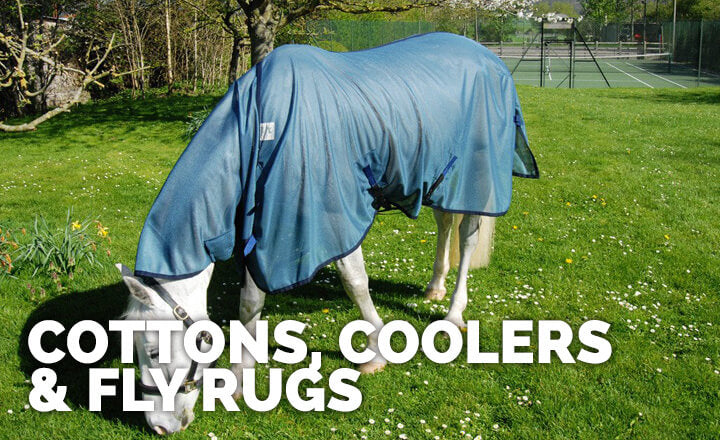 Cottons, Coolers & Fly Rugs