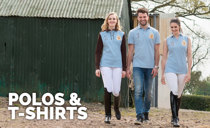 94bdc7c4d95cc0 Equestrian Clothing. Official Merchandise · Polos ...