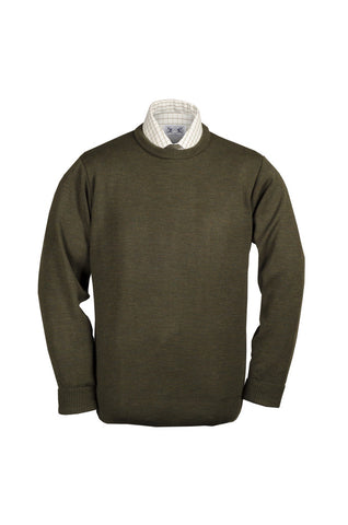 Lightweight Crew Neck Shooting Jumper without patches