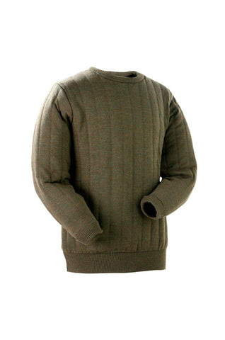 Heavyweight Crew Neck Shooting Jumper without patches