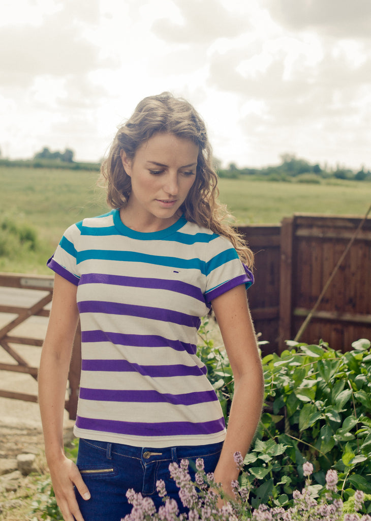 Charnwood Striped T-Shirt