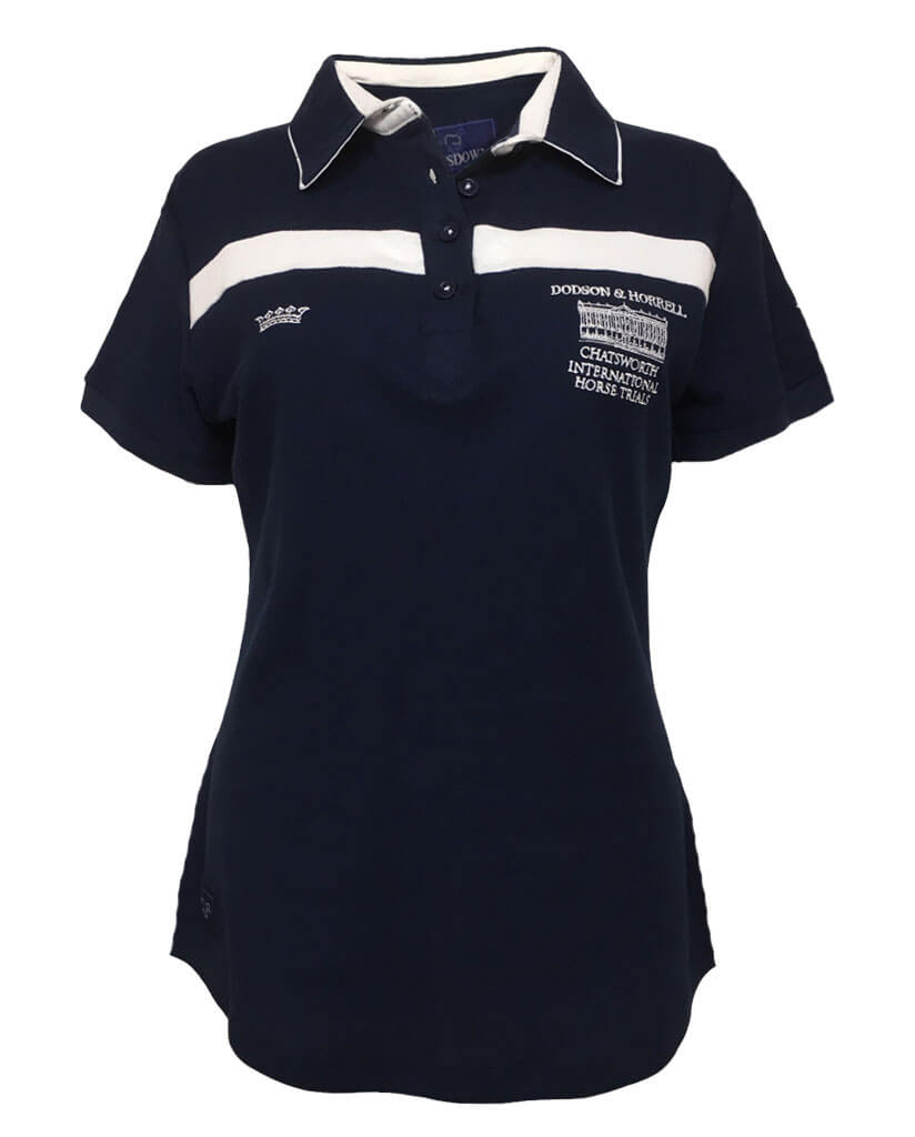 Chatsworth House Women's 'Bronte' Polo Shirt