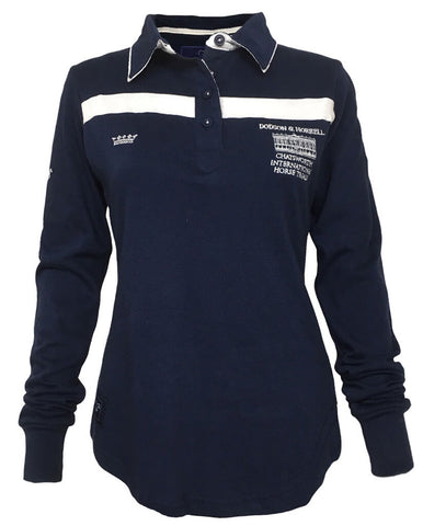Chatsworth House Women's 'Bronte' Rugby Shirt