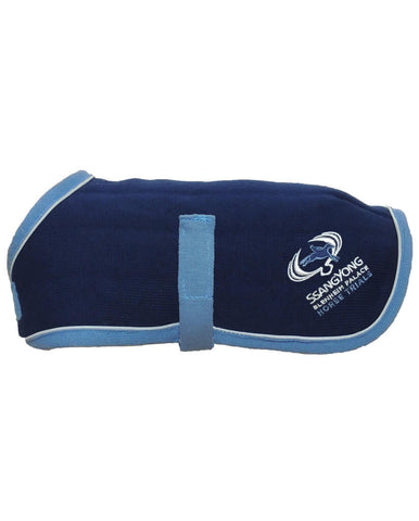 SsangYong Blenheim Palace Horse Trials Therma-Dry Dog Coat