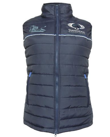 SsangYong Blenheim Palace Women's Quilted Gilet