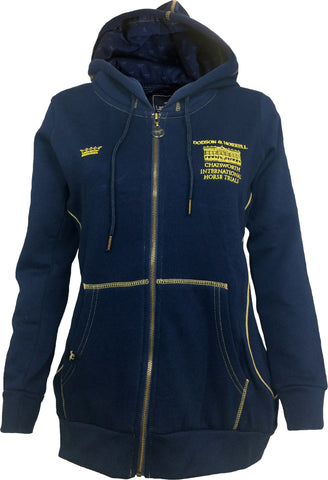 Chatsworth Women's Hoodie - Navy