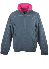 Hedley Blouson Jacket in Slate