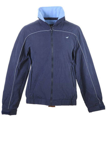 Hedley Blouson Jacket in Navy