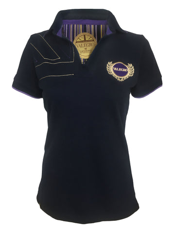 NEW Valegro Women's Polo Shirt