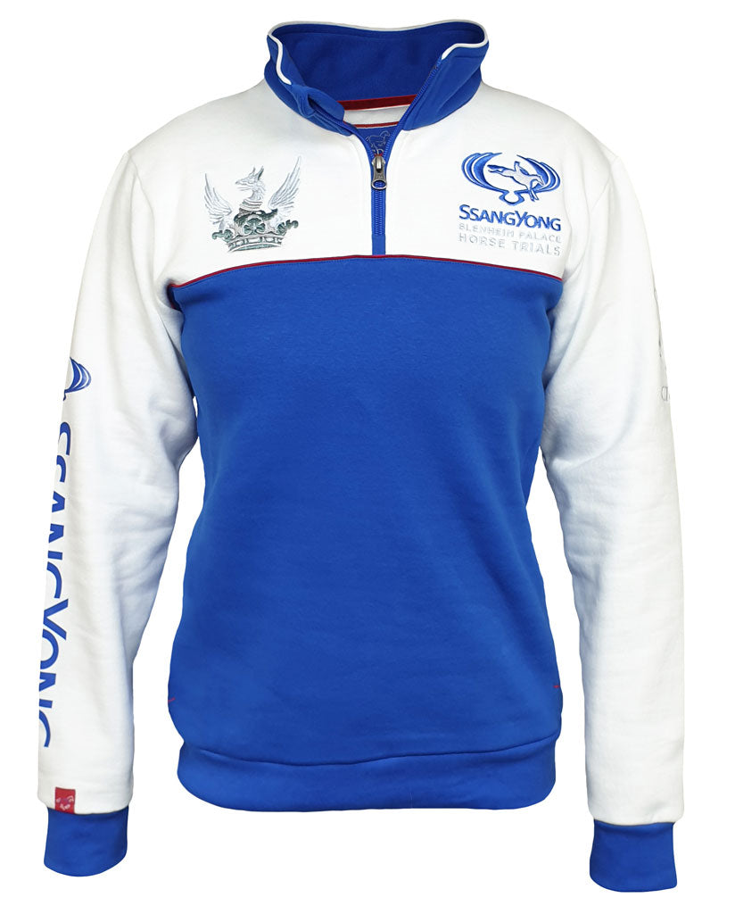 2019 SsangYong Blenheim Palace Women's 1/4 Zip Sweatshirt