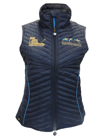 Blenheim Palace Ladies Quilted Gilet