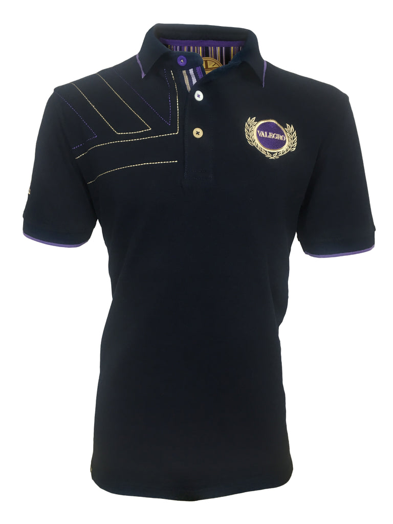 NEW Valegro Men's Polo Shirt