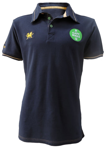 Royal Welsh Kid's Short Sleeve Polo Shirt