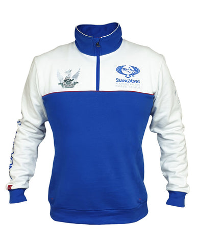 2019 SsangYong Blenheim Palace Men's 1/4 Sweatshirt