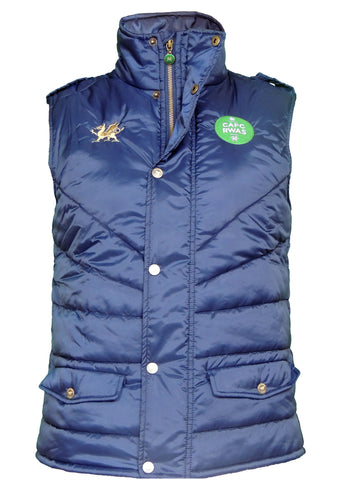 Royal Welsh 2016 Men's Gilet