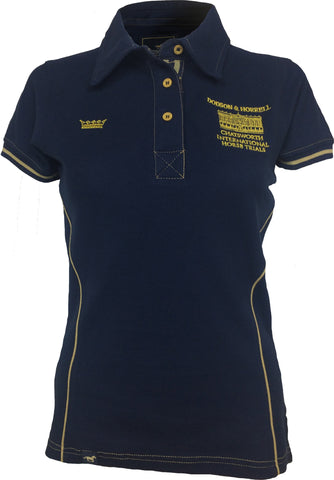 Chatsworth Women's Polo Shirt - Navy