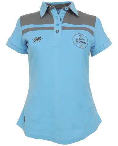 Royal Welsh Women's 'Ethereal' Polo Shirt