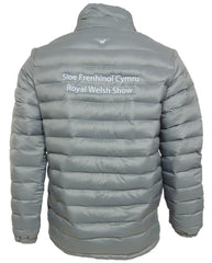 Royal Welsh Unisex 'Ethereal' Quilted Jacket
