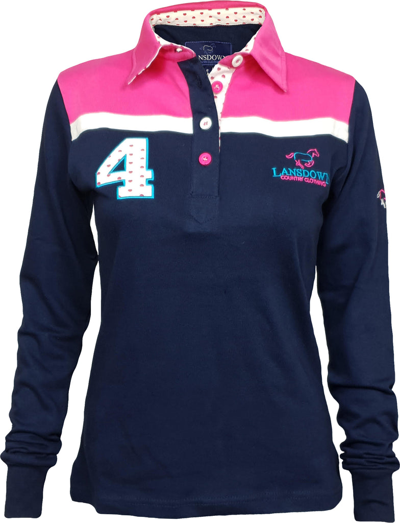 Lansdown Passion Women's Rugby Shirt