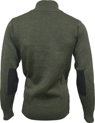 Climayarn 1/4 Zip Shooting Jumper & Nomex Patches