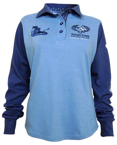 SsangYong Blenheim Palace Women's Rugby Shirt