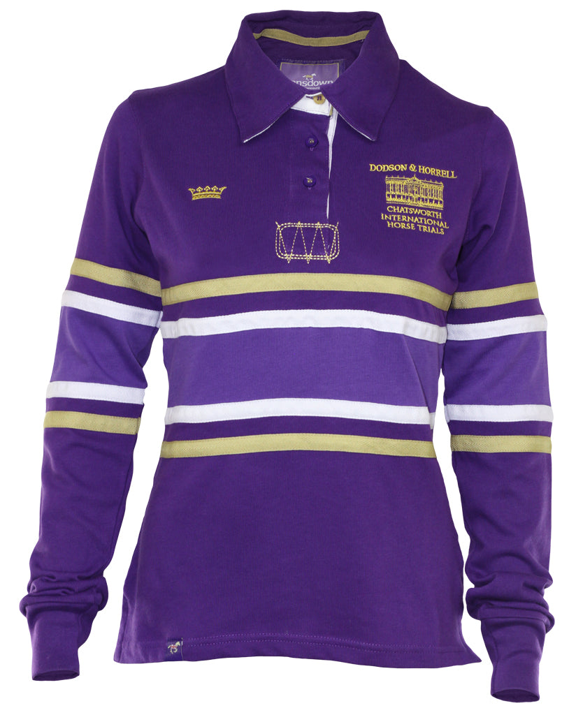 Chatsworth House 2019 Women's Rugby Shirt
