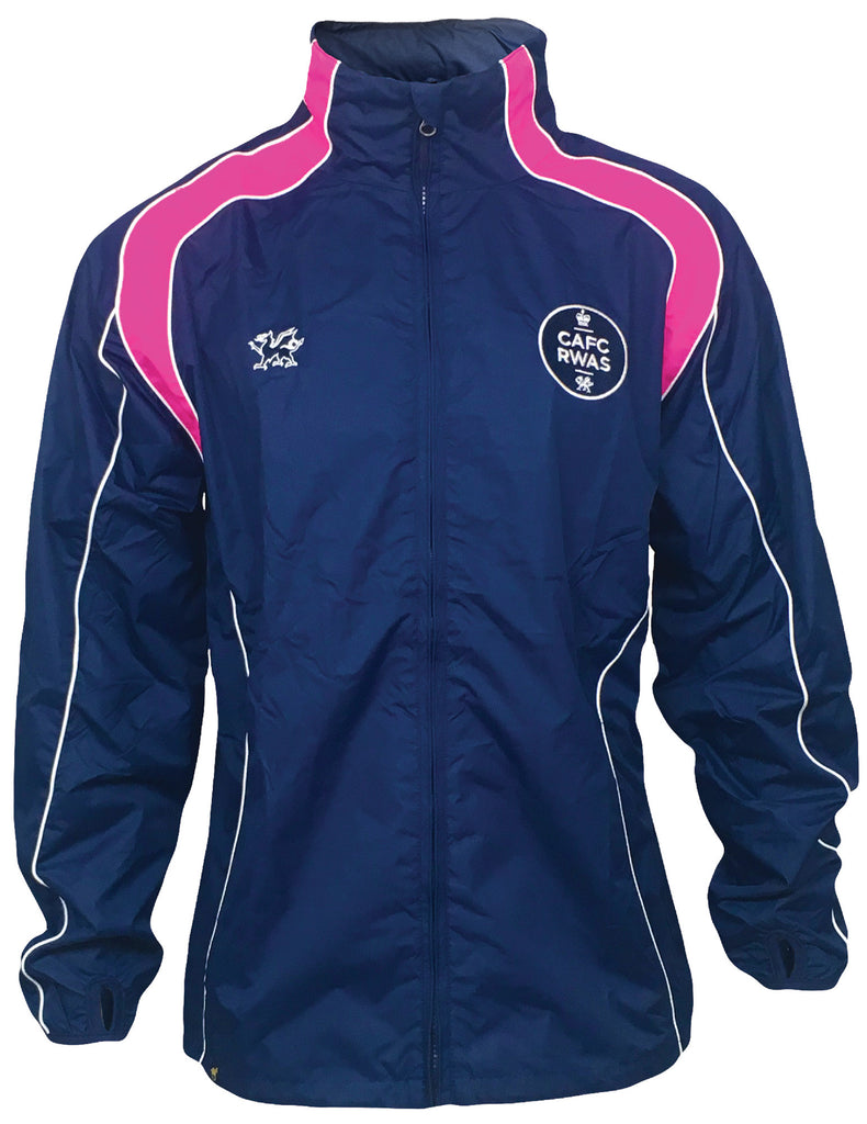 Royal Welsh Adult's Iconic Jacket Navy/Pink
