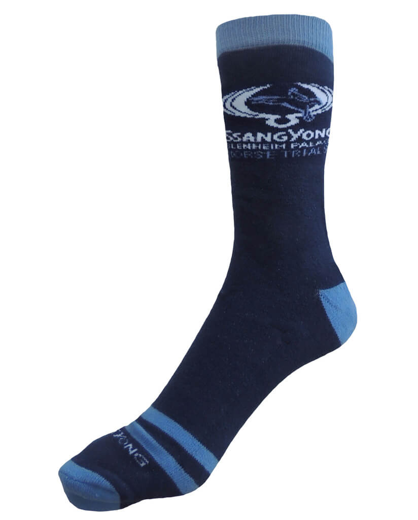 SsangYong Blenheim Palace Ankle Socks