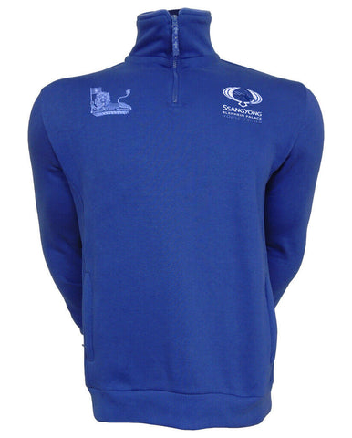 SsangYong Blenheim Palace Women's 1/4 Zip Sweatshirt