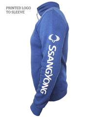 SsangYong Blenheim Palace Men's 1/4 Zip Sweatshirt