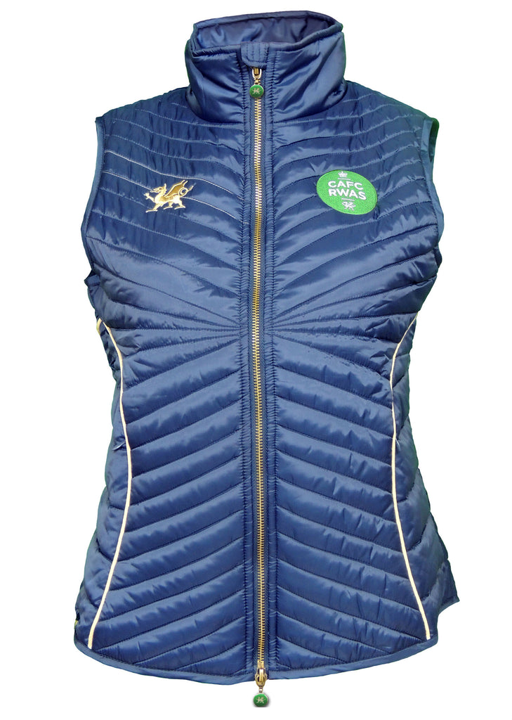 Royal Welsh Women's Gilet