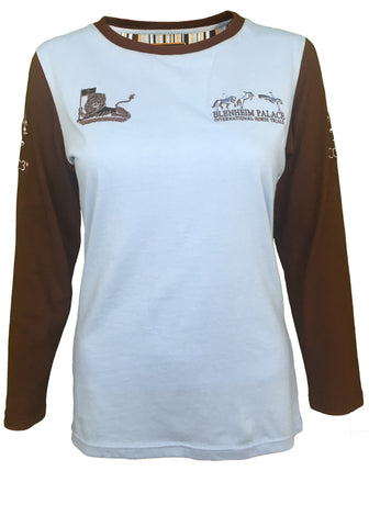 Blenheim Palace 17 Women's Long Sleeved T Shirt