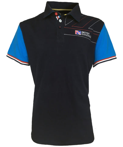 British Eventing Kid's Polo Shirt