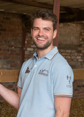 Blenheim Palace 17 Men's Polo Shirt
