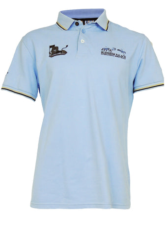 Blenheim Palace 17 Kid's Polo Shirt