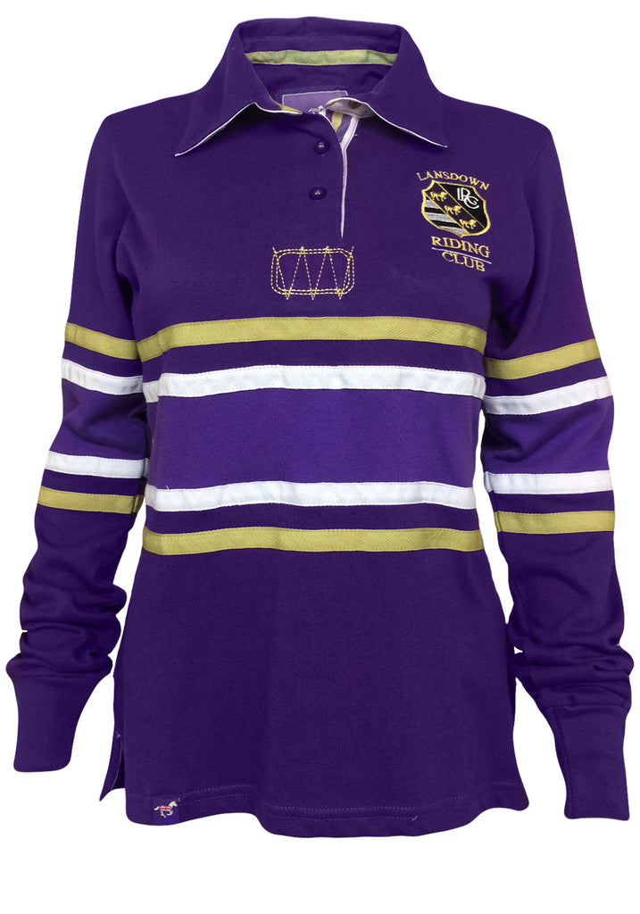 Berry Women's Rugby Shirt