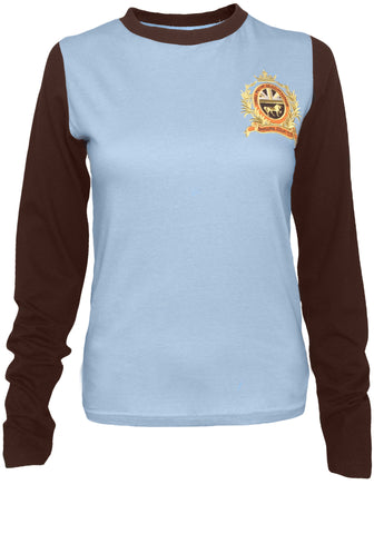 Riding Club Women's Long Sleeved T Shirt
