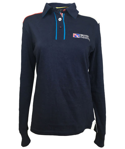 British Eventing Women's Rugby Shirt