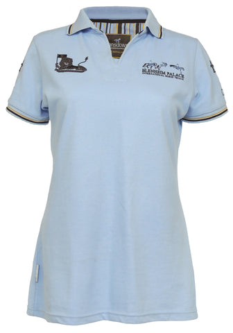 Blenheim Palace 17 Women's Polo Shirt