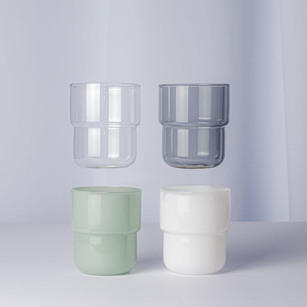 STACK glass by Maarten Baptist