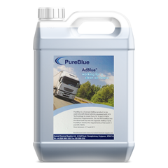 AdBlue - Diesel Exhaust Fluid Environmental Fuel Additive
