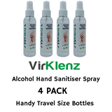 Alcohol Hand Sanitiser Spray 120ml